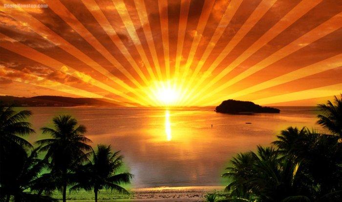 sunrise_twitter_background_by_designonstop